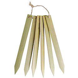 Bambusové štítky pro označení květin Esschert Design Garden