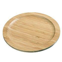 Bambusový talíř Kosova, 20cm
