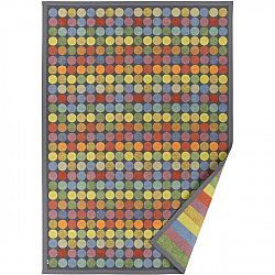 Barevný vzorovaný oboustranný koberec Narma Pallika, 160x230cm