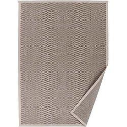 Béžový vzorovaný oboustranný koberec Narma Kalana, 160 x 230cm