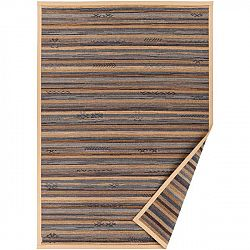 Béžový vzorovaný oboustranný koberec Narma Liiva, 160 x 230cm