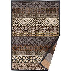 Béžový vzorovaný oboustranný koberec Narma Tidriku, 140 x 200cm