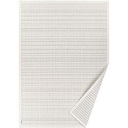 Bílý vzorovaný oboustranný koberec Narma Esna, 160 x 230cm