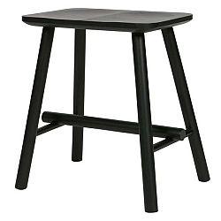 Černá stolička vtwonen Butt