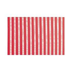 Červené prostírání Tiseco Home Studio Ladder, 45 x 33 cm