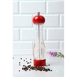 Červený mlýnek na koření SpiceItUp