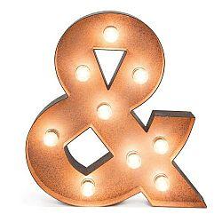 Dekorativní osvětlení Really Nice Things Ampersand