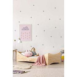 Dětská postel z borovicového dřeva Adeko Mila BOX 3,80x190cm