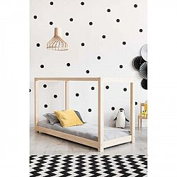 Domečková postel z borovicového dřeva Adeko Mila KM,80x200cm