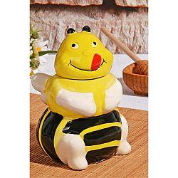 Dóza na med ve tvaru včely Honey