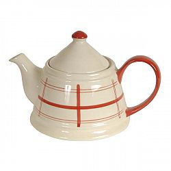 Keramická čajová konvice AnticLine Tea Sharp