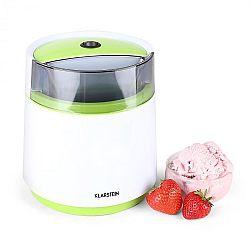 Klarstein Bacio Azzuro, zařízení na výrobu zmrzliny, 0,8 l,