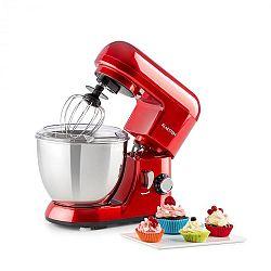 Klarstein Bella Pico Rossa, mini kuchyňský robot, 550W, 6 stupňů, 4 litry, červený