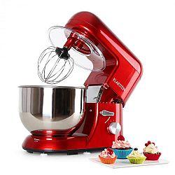 Klarstein Bella Rossa červený kuchyňský robot, 1200 W, 1,6 PS, 5 l