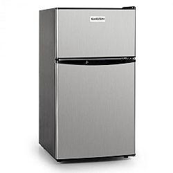 Klarstein Big Daddy Cool, 80 litrů, třída A +, lednička, nerezová ocel, černá