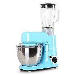 Klarstein Carina Azzura set, 800 W kuchyňský robot, 1,5l mixovací nádoba