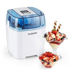 Klarstein Creamberry, 1,5 l, zařízení na přípravu zmrzliny a mraženého jogurtu, chlazení lahví