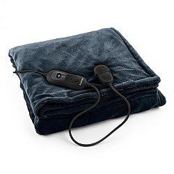 Klarstein Dr. Watson XL výhřevná deka 120 W, pratelná, 180x130 cm, mikroplyš, mo