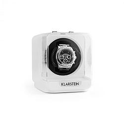 Klarstein Eichendorff, bílý, pohyblivý stojan na hodinky, 1 hodinky, 4 režimy