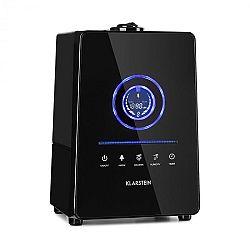 Klarstein Monaco, digitální ultrazvukový zvlhčovač vzduchu, černý