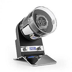 Klarstein Montreaux, natahovač hodinek, pohyblivý stojan, baterie / el. síť, 650-300 ot./den, černý