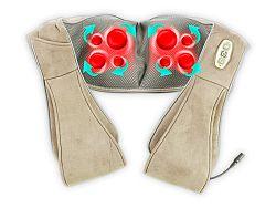 Masážní přístroj Shiatsu 3D
