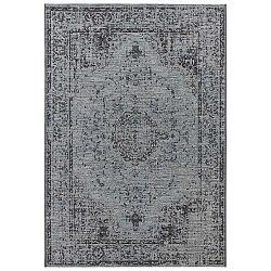 Modrý koberec vhodný do exteriéru Elle Decor Curious Cenon, 192 x 290 cm