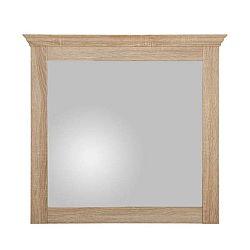 Nástěnné zrcadlo v dubovém dekoru Støraa Bruce