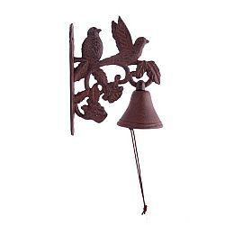 Nástěnný domovní zvonek Antic Line Two Birds