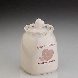 Porcelánová dóza s víčkem Kutahya Mia