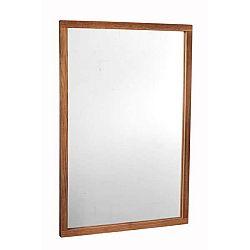 Přírodní dubové zrcadlo Rowico Lodur