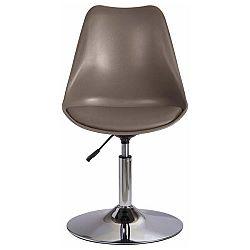 Sada 2 hnědých židlí Støraa Sailor