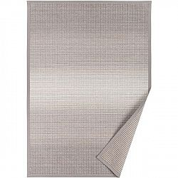 Šedobéžový vzorovaný oboustranný koberec Narma Moka, 160 x 230cm