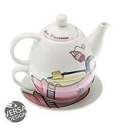 Set čajové konvičky a hrnku Versa Tea Passion