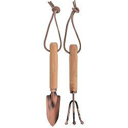 Set zahradnických nástrojů z jasanového dřeva Ego Dekor Equal