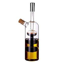 Skleněná lahev na olej a ocet Premier Housewares Pourer, 250ml