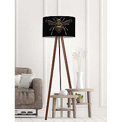 Stojací lampa Black Bee