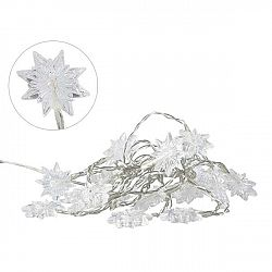 Světelný LED řetěz Villa Collection Crystal,20světýlek