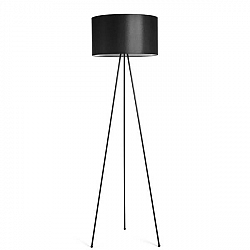 Tripod lampa Simple Black/Black