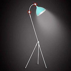 Tyrkysová volně stojící lampa Glimte Piko II Turquoise