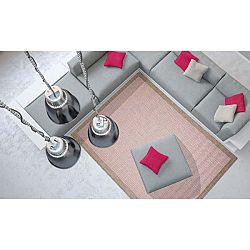 Vysoce odolný koberec vhodný i do exteriéru Webtappeti Chrome,160x230cm