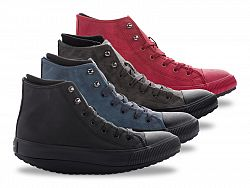 Vysoka plátěná obuv 3.0 Comfort