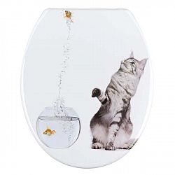 WC sedátko Wenko Jump, 45 x 37,5 cm