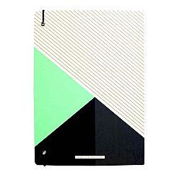 Zápisník A4 Portico Designs Colour Block, 160 stránek
