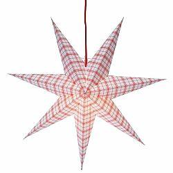 Závěsná svítící hvězda Best Season Lisa, 54 cm
