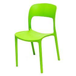 Zelená židle Ragaba UFO