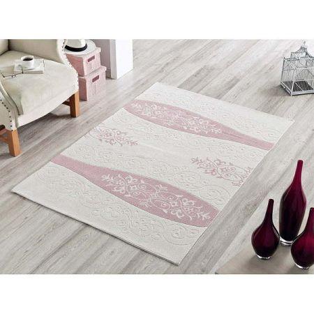 Bavlněný koberec Lasto Rose, 60 x 90 cm