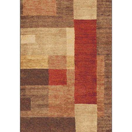 Hnědý koberec Universal Delta, 190x250cm