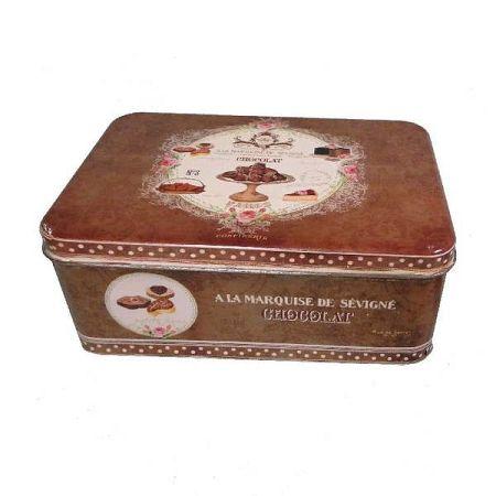 Kovový box Antic Line Sevigne