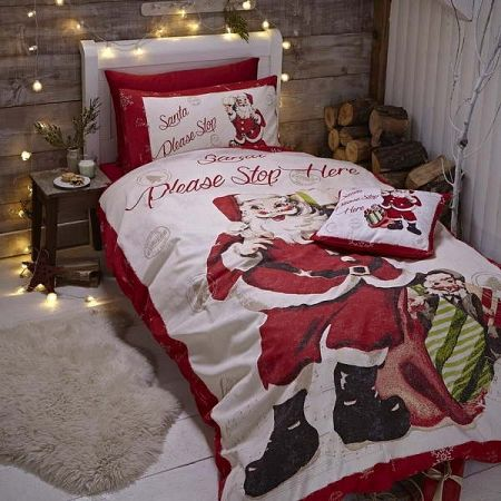Povlečení Ho-Christmas, 220x230 cm